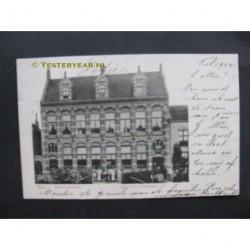 Tiel 1904 - Postkantoor