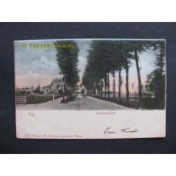 Tiel 1904 - Stationsstraat