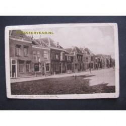 Brouwershaven 1930 - Noordzijde Haven