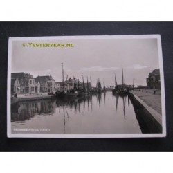 Brouwershaven 1938 - Haven