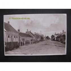 Colijnsplaat 1945 - Dorpstraat
