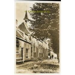 Sint Anna Termuiden 1950 - Raadhuis