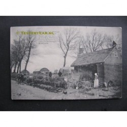 Rilland Bath 1906 - watervloed - ruine