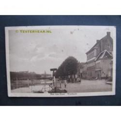 Sas van Gent ca. 1920 - Westkade