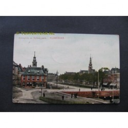 Vlissingen 1910 - Beinsplein en Bellamypark