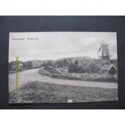 Wemeldinge 1926 - Bonzijweg met molen