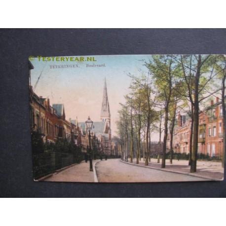 Teteringen 1914 - Boulevard
