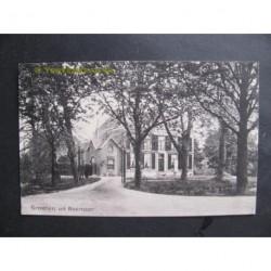 Boxmeer ca. 1915 - groeten uit - villa