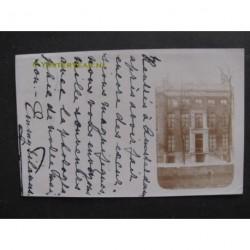 Amsterdam 1902 - Herengracht - fotokaart