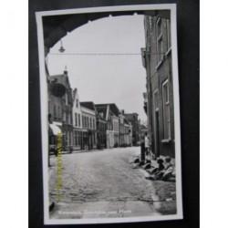 Ravenstein 1955 - doorkijkje naar Markt