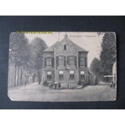 Oisterwijk 1915 - Postkantoor