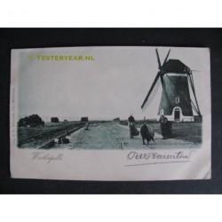 Westkapelle 1905 - Molen Prins Hendrik