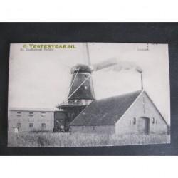 Leusden ca. 1915 - de Zandbrinker Molen