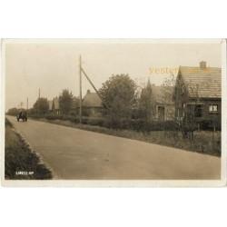 Ureterp 1940 - dorpsgezicht - fotokaart