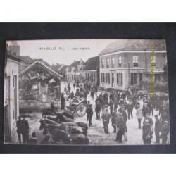 Hengelo ca. 1905 - Jaarmarkt