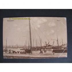 Hansweert ca. 1910 - Haven