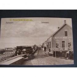 Hansweert ca. 1910 - Scheepswerf