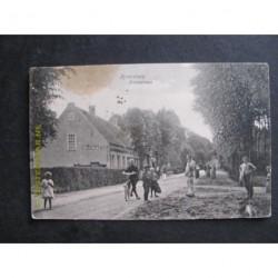 Haarsteeg 1916 - Dorpsstraat