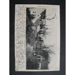 Oosterbeek 1900 - R.C. Kerk dorpsgezicht