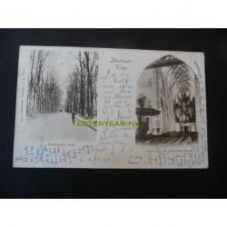 Velp 1900 - Zutfensche Weg+St.Eusebiuskerk
