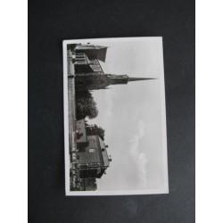 Elshout 1957 - R.K.Kerk + pastorie