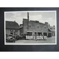 Wernhout ca. 1945 - K.V.W.sigarenfabrieken