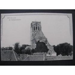 Brielle ca. 1900 - St.Catharinatoren