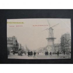 Rotterdam ca. 1900 - Coolvest. - molen