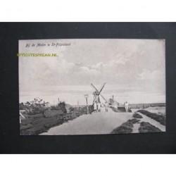 Sint Philipsland ca. 1910 - bij de molen te St.Filipsland