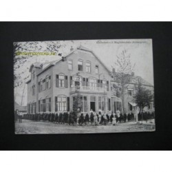 Zetten ca. 1910 - Kinderhuis v.h.Magdalenahuis-achtergevel