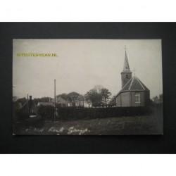 Garijp 1925 - Herv.Kerk - fotokaart