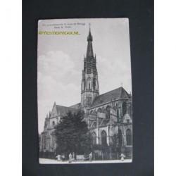 Hulst 1918 - gecombineerde R.K. + Herv. Kerk