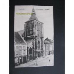 Maastricht 1917 - St.Mathiaskerk-Boschstr.