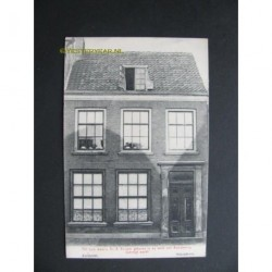 Maassluis ca. 1910 - Zuidvliet-geboortehuis Dr.Kuijper