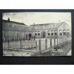 Nieuw Vennep ca. 1910 - Herv. School