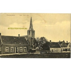 Heerjansdam ca. 1910 - Ned.Herv.Kerk