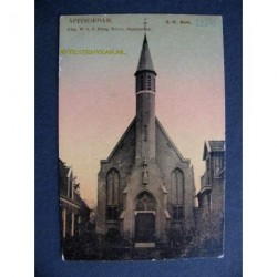 Appingedam ca. 1905 - R.K.Kerk