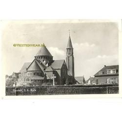 Zundert ca. 1955 - R.K.Kerk