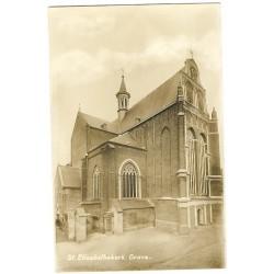 Grave ca. 1945 - St.Elizabethskerk