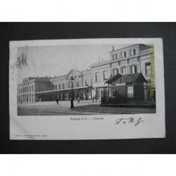 Utrecht 1903 - Station S.S. -Staatspoor