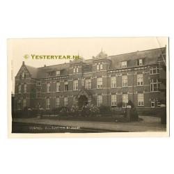 Veghel ca. 1940 - R.K.Gasthuis St.Jozef - fotokaart