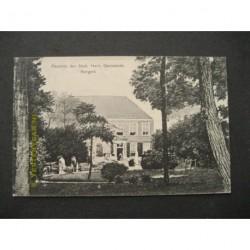 Bergeijk 1915 - Pastorie Herv. Gemeente