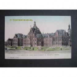 St.Michielsgestel 1913 - Instituut voor doofstommen