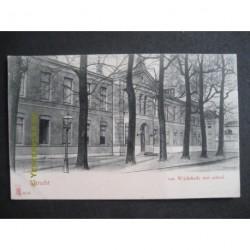 Utrecht ca. 1900 - v.Wijckskade met school