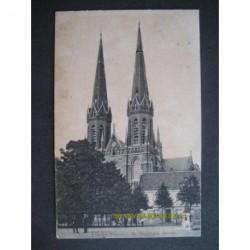 Tilburg 1906 - St.Josephkerk - Heuvel