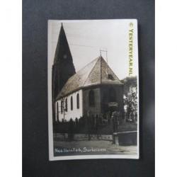 Surhuizum 1930 - Ned.Herv.Kerk - fotokaart