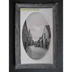 Doesburg 1912 - Kloosterstraat en R.C.Kerk