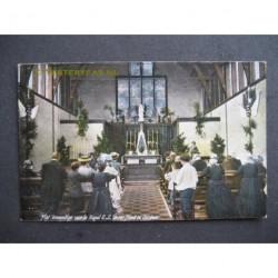 Heiloo 1923 - kapel bedevaart O.L.Vrouw