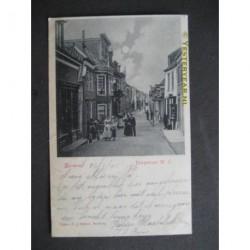 Boskoop 1901 - Dorpstraat W.Z.