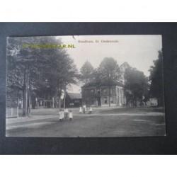 St.Oedenrode ca.1915 - Raadhuis